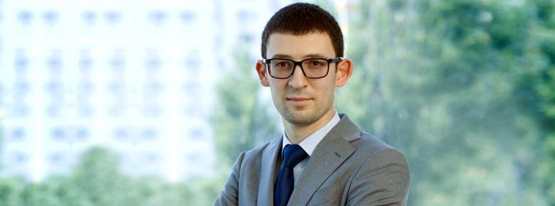 Антон Кияшко, Генеральный директор СК «Нефтегазстрах»