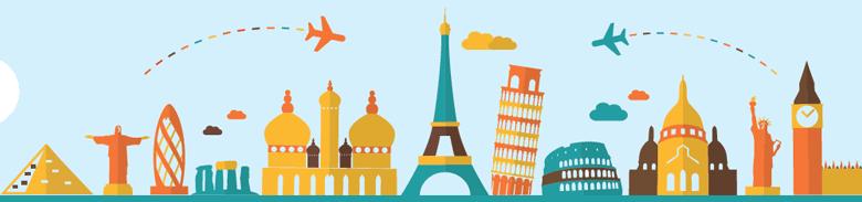 10 самых горячих тем, обсуждаемых туристами в Европе, США и Китае