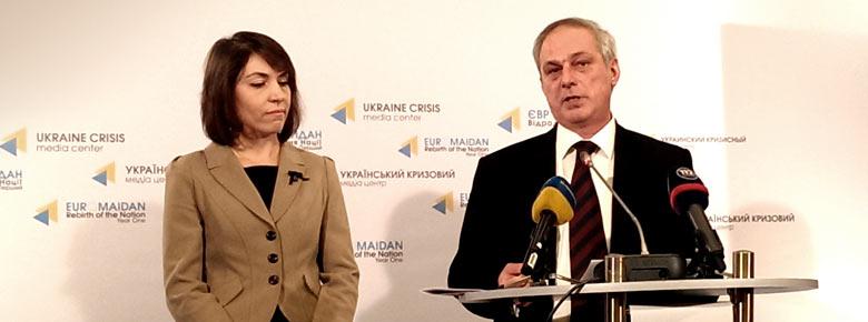 Игорь Владимирович Пашко, глава Нацкомфинуслуг