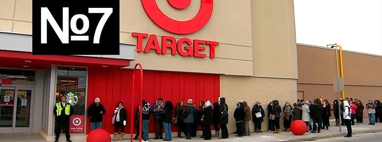 Похищение персональных данных клиентов компании Target